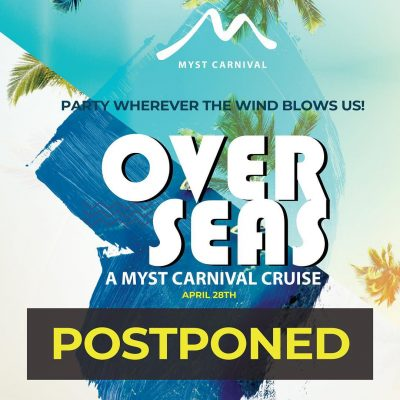 Cruise Postponed to May 26th
